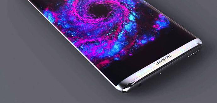 2017 Samsung Galaxy S8 Tuşsuz Görütüsü