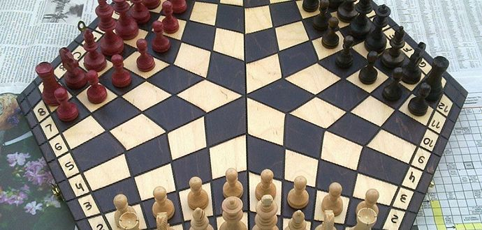 3 Kişilik Satranç Nasıl Oynanır?