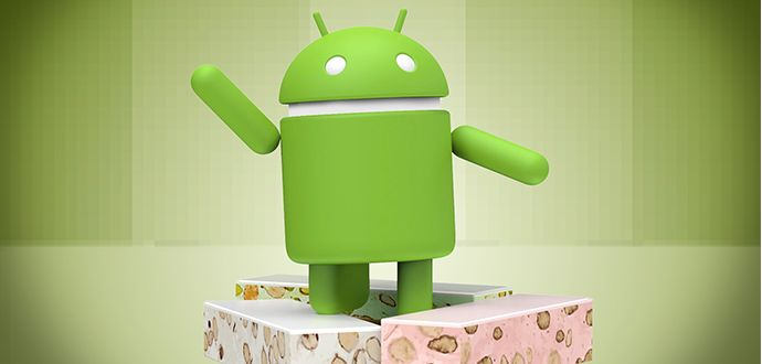Android 7.0 Nougat Kullanım Oranı İle Şaşırttı
