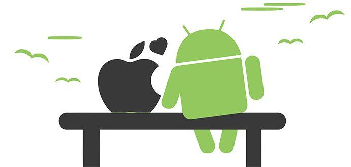 Android İşletim Sistemi iOS tan iyi mi?