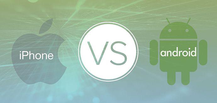 Android mi iOS mu hangisi Daha İyi?