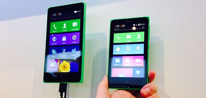 Android olan Nokia 6 Cep Telefonu