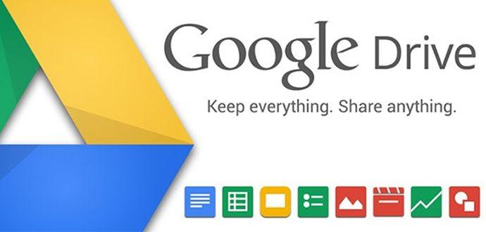 Android telefonlarda Google Drive Dosya Arama özelliği