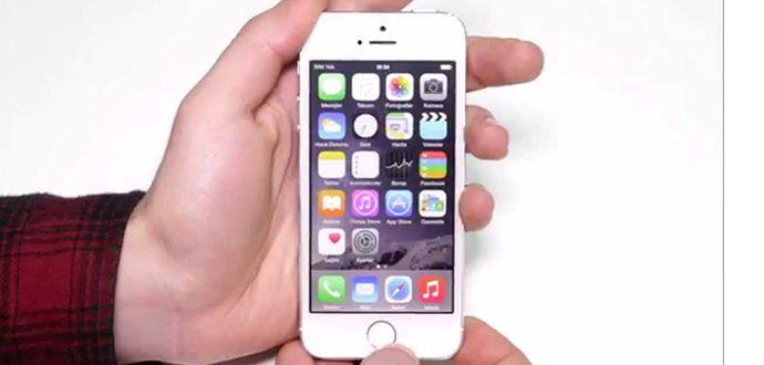 Android telefonları iPhone Görünümüne Nasıl Çeviririm