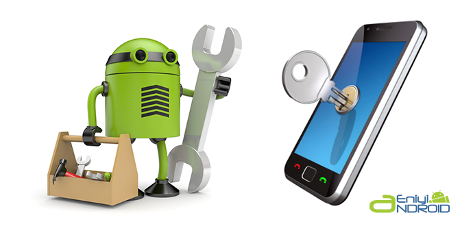 Android açılış şifresini unuttum nasıl sıfırlarım?