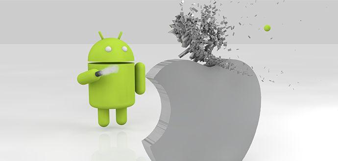 Androidde Olup iPhone olmayan Özellikler Neler