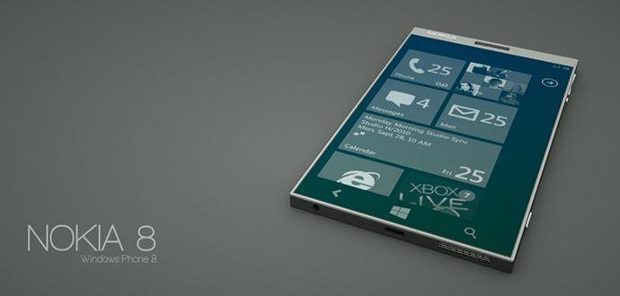 Androidli Nokia 8 Cep telefonu Özellikleri