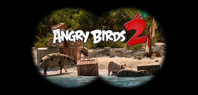 Angry Birds 2 Sinema Filmi Fragmanı İzle