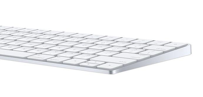 Apple Kablosuz Sayısal Tuş Takımlı Magic Keyboard