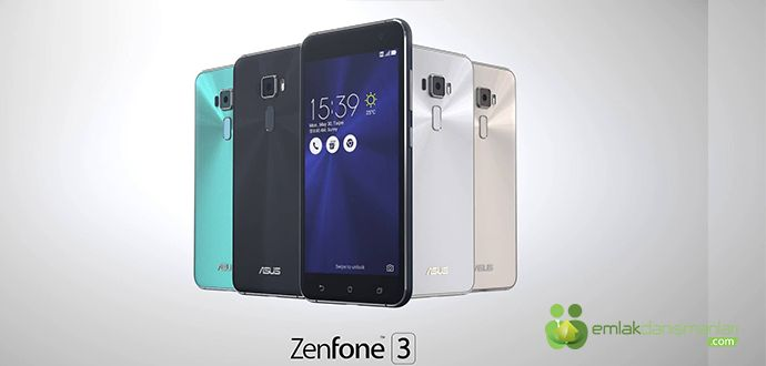 Asus Zenfone 3 Cep telefonu  İncelemesi