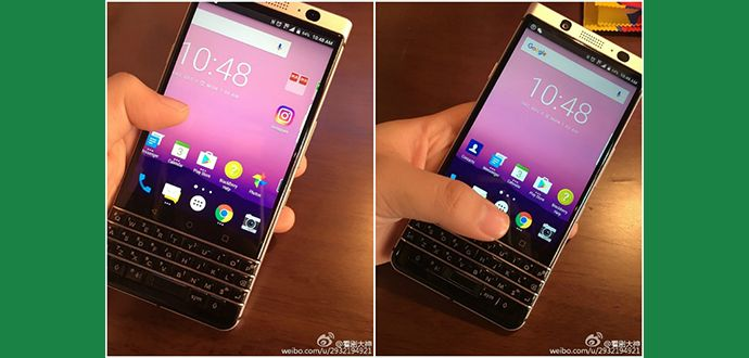 BlackBerry Mercury Android İşletim Sistemi Özellikleri
