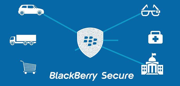 BlackBerry Secure Android İçin geliyor