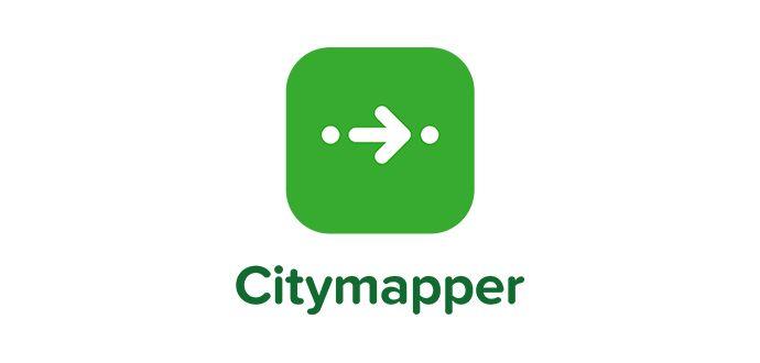 CityMapper Toplu Taşıma Araçları Uygulaması İndir