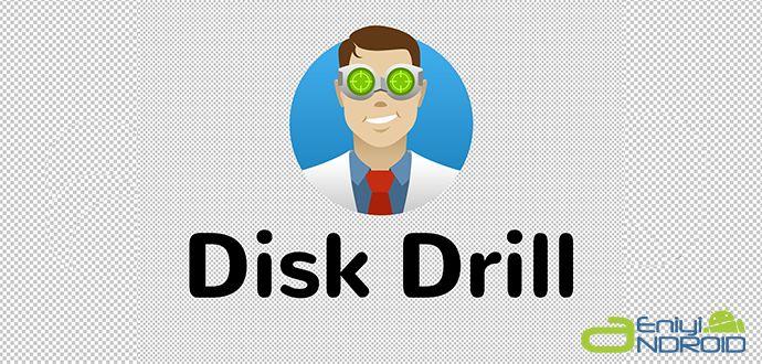 "Disk Drill, Yeni Silinen Dosyayı Geri Getirme Programı ""Disk Drill"""