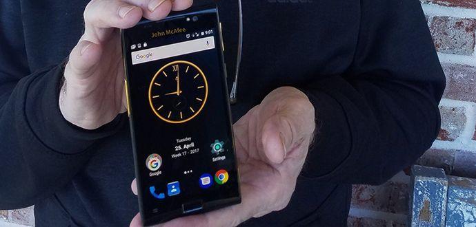 Dünyanın En Güvenlikli Cep telefonu Hangisi?