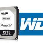 En kapsamlı Depolama Disk Western Digital Ultrastar He12