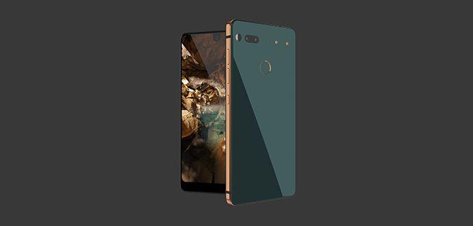 Essential Phone Cep Telefonu Özellikleri ve Fiyatı 2017