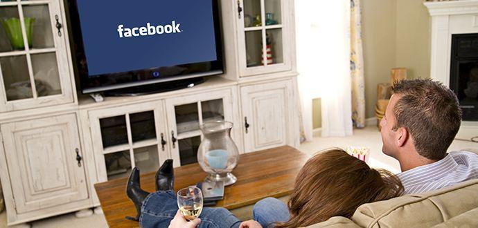 Facebook Videolarını Televizyondan Nasıl İzlerim