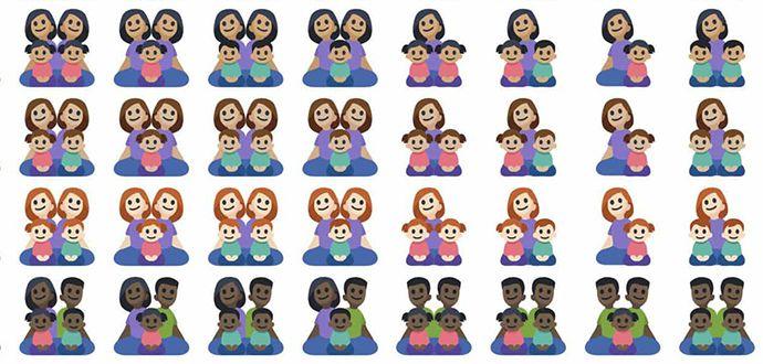 Facebook Yeni Aile Emojileri Nasıl