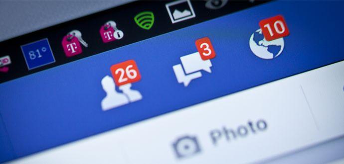 Facebook Yeni Bildirim İşlevi 2017-2018