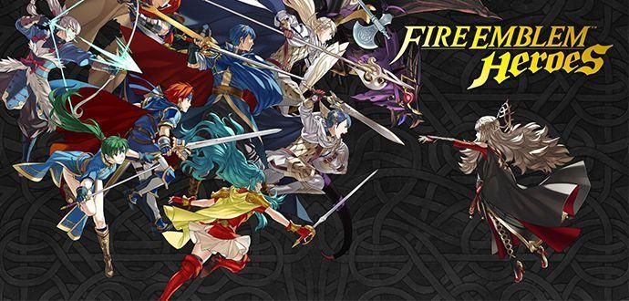 Fire Emblem Heroes Oyunu İndir