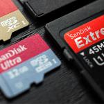 Galaxy S7 Telefonlar için En İyi microSD Kartlar, Depolama