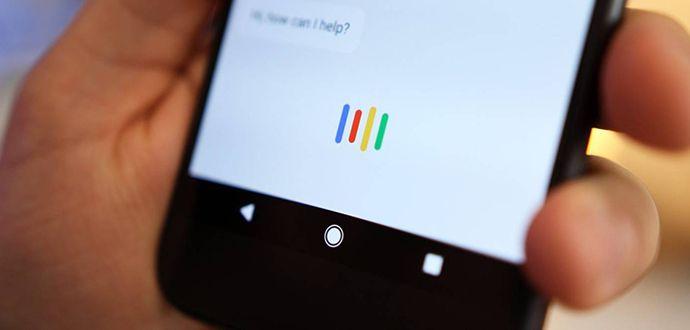 Google Asistan iOSlu Cep telefonlarına Geliyor