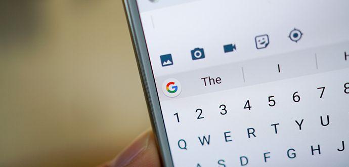 Google Gboard Android Klavye Uygulaması İndir