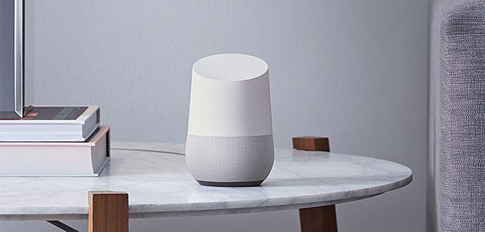 Google Home Google Assistant Nasıl Sipariş Verilir