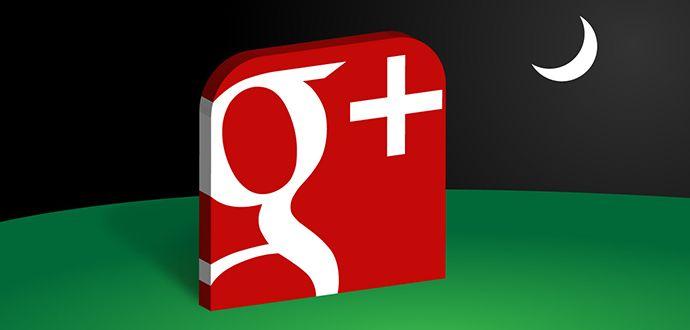 Google+ Klasik Görünümü yeni Görünümü