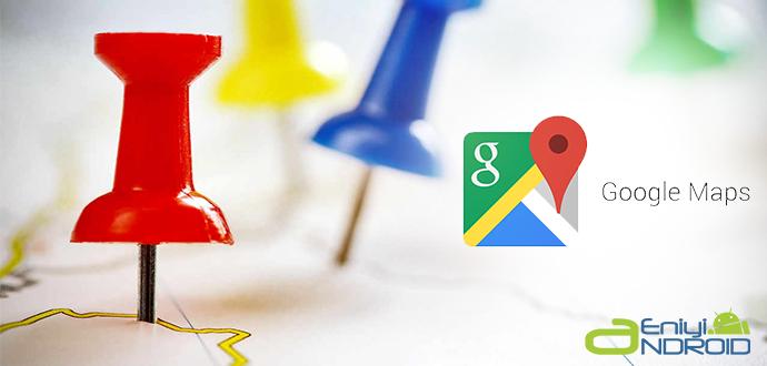Google Maps(Haritalar) Güncelleme Play Store İndir