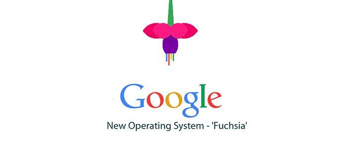Google Yeni Android İşletim Sistemi Fushsie