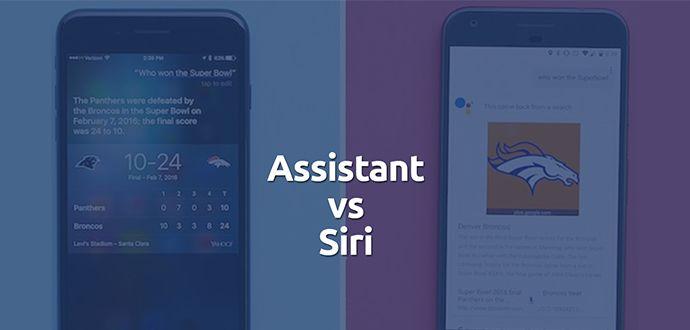 Güncellenen Google Asistan özellikleri ve Siri İle Karşılaştırılması 2017