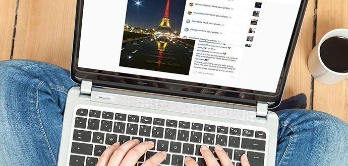Bilgisayardan İnstagram Kullanma 2019