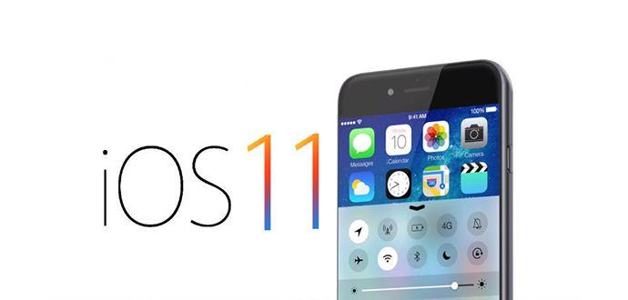 iOS 11 İşletim Sistemi Güncelle İndir 2017