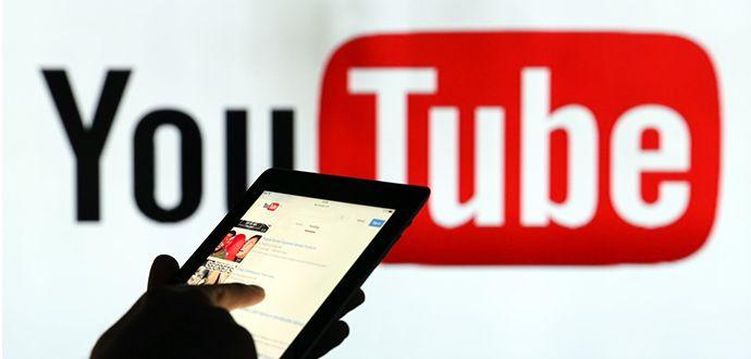 iOS Kullanan telefonlar İçin Youtube Giriş