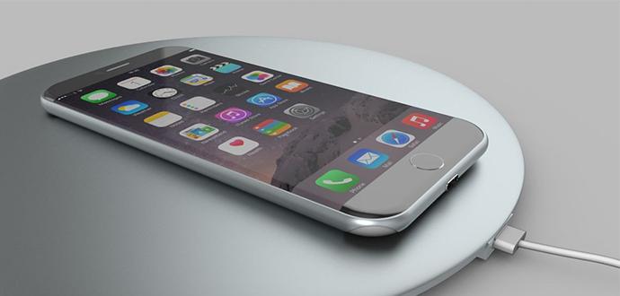iPhone 8 Kablosuz Şarj Özelliği