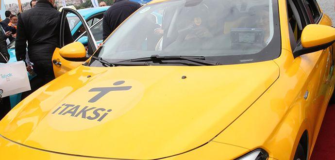 İstanbul Taksi Uygulaması iTaksi