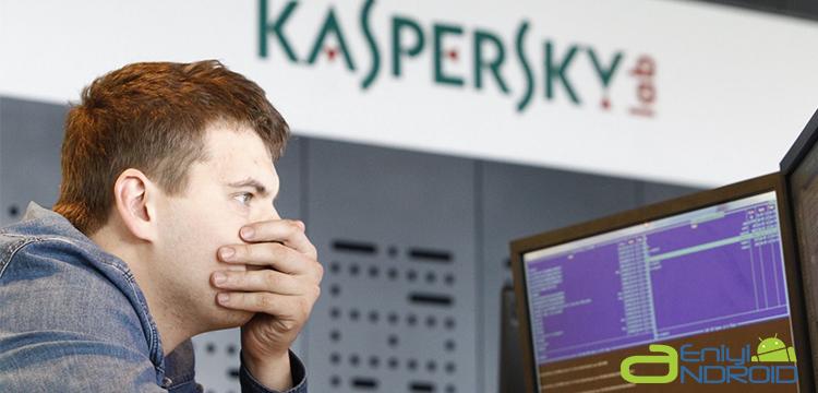 Kaspersky Lab Vpeng virüsü Android Cihazlarda