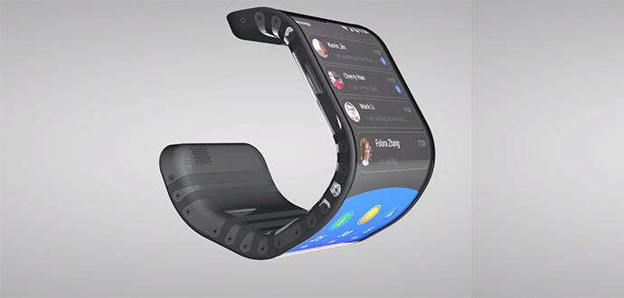 Katlanabilir iPhone Telefonlar