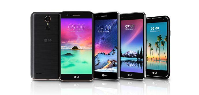 LG K10 2017 Türkiye Fiyatı Açıklandı