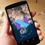 LG Nexus 5x Android 7.1.2 parmak izi  Güncellemesi