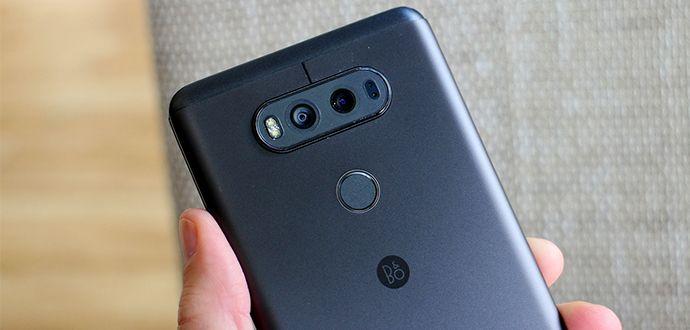 LG V30 2017 Cep Telefonu Özellikleri