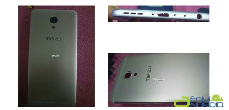 Meizu M5 Note Görüntüsü Basına Sızdı