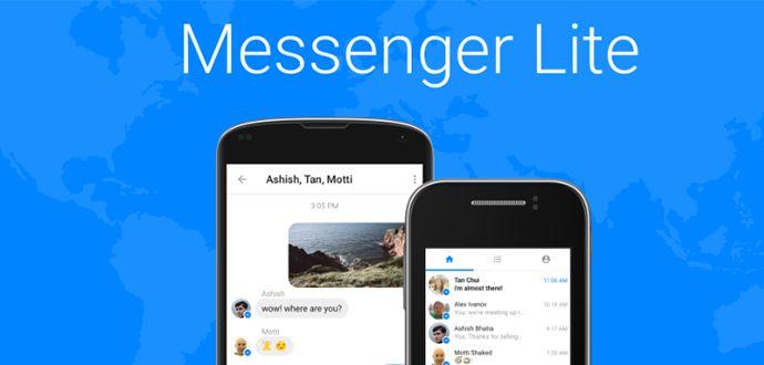 Messenger Lite Uygulama İndir