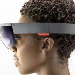Microsoft HoloLens Sanal Gerçeklik Gözlüğü