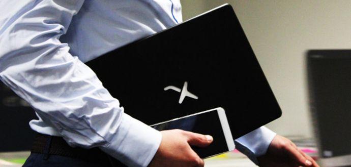 Mirabook Cep telefonunu Laptop Tablete çeviren prgoram