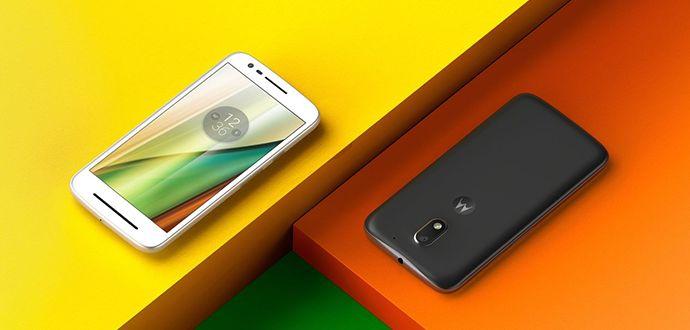 Moto E4 ve Moto E4 Plus teknik özellikleri ve türkiye fiyatları