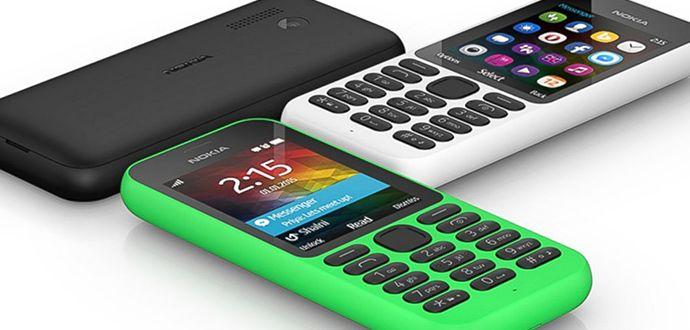 Nokia 150 2017 Yeni Cep telefonu