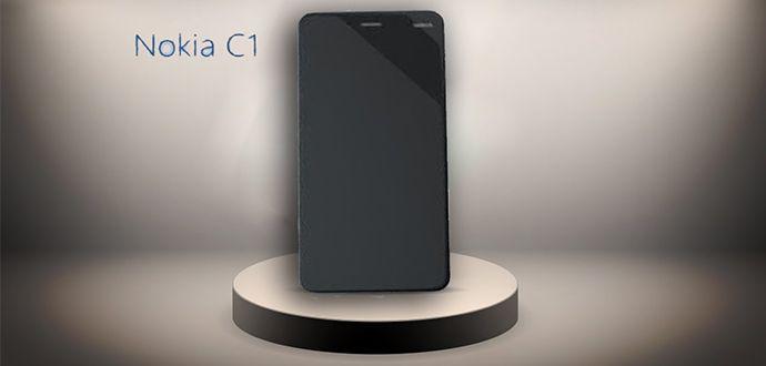 Nokia C1 Cep Telefonu Teknik Özellikleri